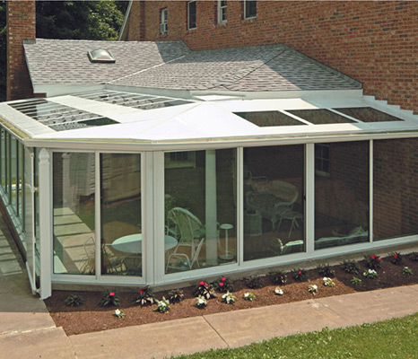 Residential Sunrooms