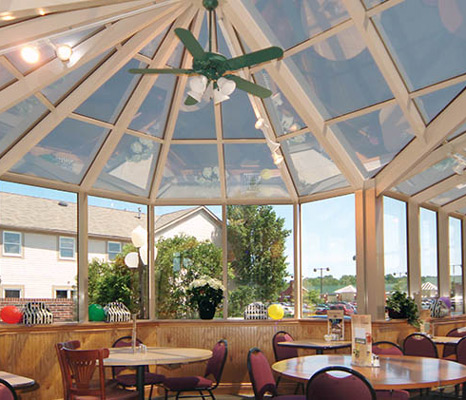 Commercial Sunrooms